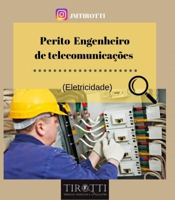 Perícia em Engenharia da telecomunicação