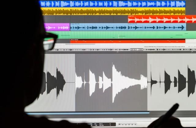 Perícia em audiovisual e transcrição de áudio